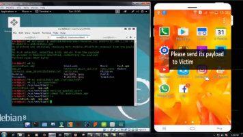 Hack Android với Metasploit